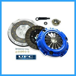 Ufc Stage 2 Clutch Kit aluminum Flywheel Ford Probe Mazda Mx 6 626 Protege 2 0l
