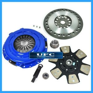 Ufc Stage 3 Clutch Kit 6 Bolt Forged Race Flywheel 96 04 Mustang Gt 4 6l Tr3650
