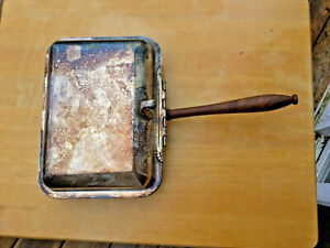 Vintage Silverplate Buffet Server Food Warmer Chafing Dish With Lid