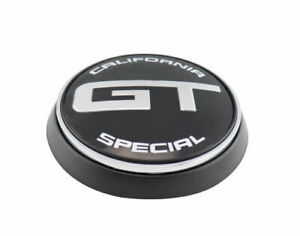 New Gt California Special Rear Emblem Trunk Lid Badge For Ford Mustang 2015 2018