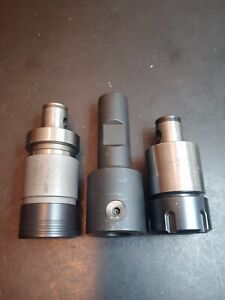3pc Komet Abs 40 Er25 Bilz 1 Tension Compression Tapping Collet Chuck 1 Shank