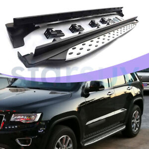 Side Step For Jeep Grand Cherokee 2011 2020 Nerf Bar Running Board