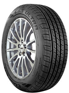 2 New 235 45r17 Inch Cooper Cs5 Ultra Touring Tires 2354517 45 17 R17 45r 94w