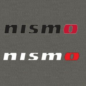 Nismo Decal For Laptops Cars Boats Color And Size Options Free Shipping