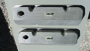 1970 Boss 302 N o s Rocker Covers C9zz 6582 c