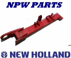 New Holland Hm236 Disc Mower Frame Main Red 84307432