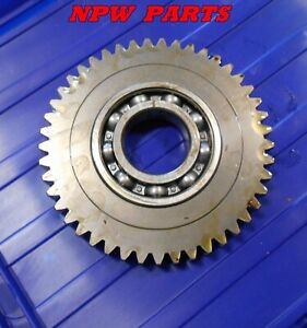 New Holland Hm236 Disc Mower Gear 87365335 Idler Replaces 87359029