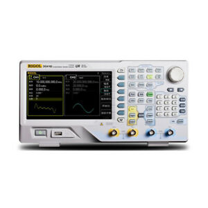 1pcs New Rigol Function Waveform Generator Dg4162 160mhz 2 Channel 500msa s