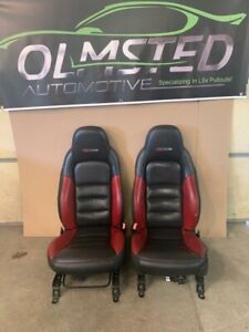 Red Corvette Seats | OEM, New and Used Auto Parts For All