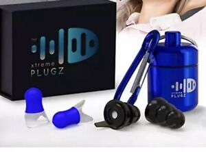 Premium Noise Cancelling Ear Plugs Reusable Hearing Protection