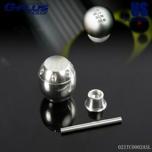 5 Speed Jdm Type R Shift Knob For Acura Rsx Tsx Honda Accord Civic S2000 New