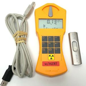 Gamma Scout Alert Radiation Detector And Geiger Counter