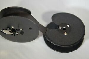 New Royal Kmg Black Typewriter Ribbon On Spools 2 3 8 Spool Free Shipping In Usa