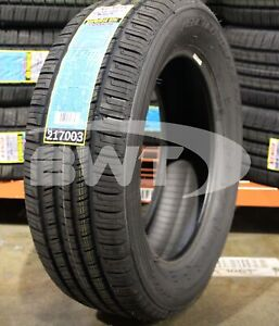 4 New Kenda Kenetica Touring A s 92h 60k mile Tires 2056016 205 60 16 20560r16