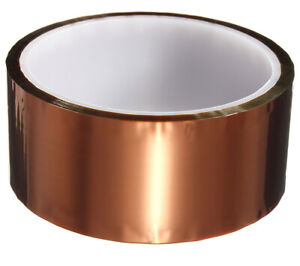 Merco Polyimide Film Tape 2 X 36 Yds Use For Kapton 24 Rolls