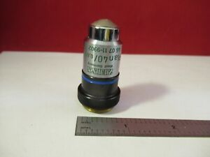 Carl Zeiss Germany Objective Plan Ph2 40x 160 Microscope Part As Pic 13 38
