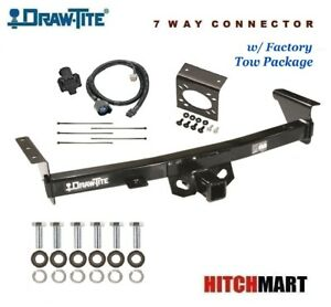 Fits 2005 2019 Nissan Frontier W Tow Pkg Trailer Hitch 7 Way Tow Wiring 75282