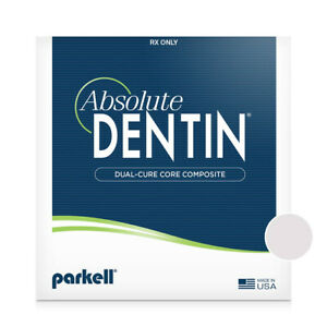 Parkell S300 Absolute Dentin White 50 Ml Core Build Up Material