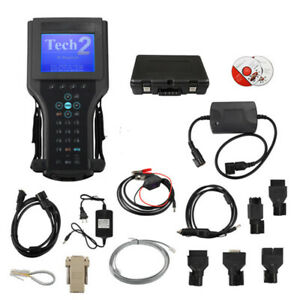 Gm Tech2 Diagnostic Scanner Tool For Gm Cars Trucks candi 32mb Card tis2000