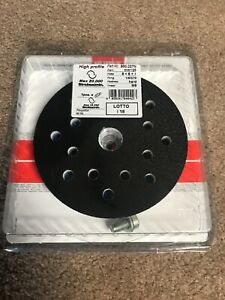 Rupes 980 027n Backing Pad For Rupes Lhr15 And Lhr12e Polisher 125mm Type Grey