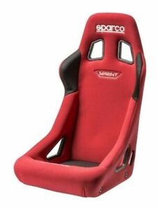 Sparco Sprint 2019 Red Seat 008235rs