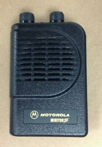 Motorola Minitor 3 Minitor Iii Pager 2f Nsv Model A03yms7238bc