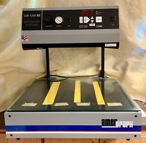 Amergraph Table Top Exposure Unit Model V28 1200 se