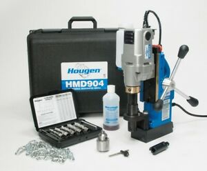 Hougen Hmd904 Mag Drill Fabricator s Kit 0904105 Includes Hmd904 Brand New