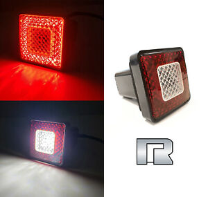 Roane Led Tow Hitch Driving Brake Lamp With Reverse Light Fits 2 For Gmc