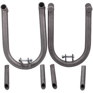 Pair Universal Shock Hoops Fit For Toyota Pickup W Warranty