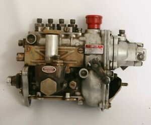 Mercedes Om615 Om616 Bosch Diesel Injection Pump 190d 240d 200d 32738137