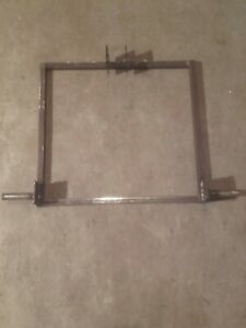 3 point Hitch Bracket For Compact Tractors