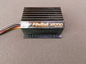 Crane Cams Fireball Xr700 Points To Electronic Ignition Box 12v