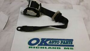 11 Caravan Passenger Right Front Seat Belt Retractor