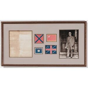 Robert E. Lee Special Orders Signed Explains What His Men Are Fighting For $7500.00