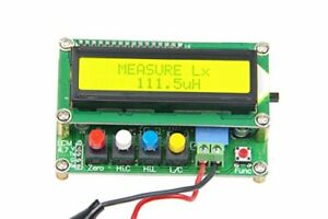 Knacro Lc100 a Digital Lcd High Precision Inductance Capacitance L c Meter Ac
