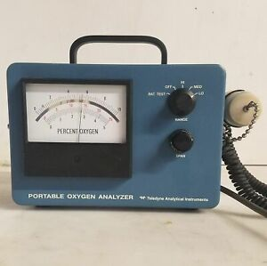 Teledyne Analytical Instruments 320p Series Portable Oxygen Analyzer