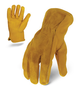 Ironclad Gloves Exo2 who Workhorse Leather Select Size