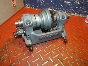 Myford Ml7 Headstock Complete Replacement Part Vgc Engineering Lathe