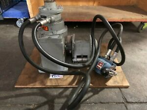 Thern 4777pn Pneumatic Dura hoist 1700 Lbs 1st Layer Rating