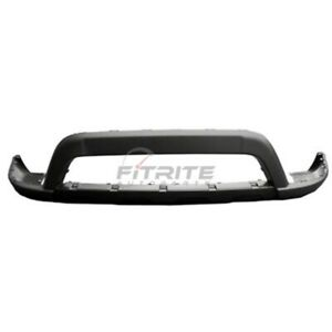 Front Lower Bumper Cover Ch1015120 For 2011 2015 Dodge Journey