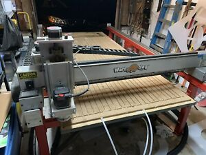 4 x8 Warthog Cnc Router Win Cnc 2006 Or 2007