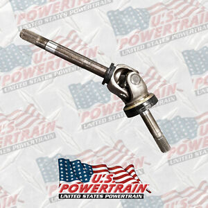 Ford F250 F350 F450 F550 Dana 60 Front Axle Shaft 02 04 Lh New