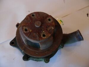 1972 Ford 3500 Farm Tractor Water Pump