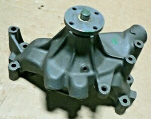 Big Block Chevy 454 Water Pump Cast Iron