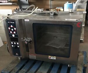 Alto shaam Model 6 10ml Combitherm Convection Steamer Oven