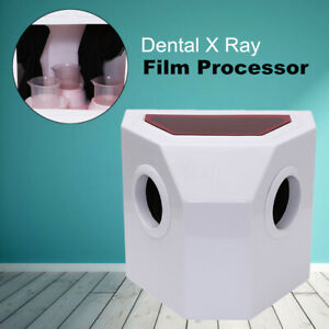 Dental X ray Film Processor Developer Manual Wash Darkroom Box 3x 250ml