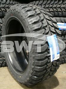 4 New 35x12 50 22 Roadone Cavalry M T Mud 117q 35 12 5r R22 Tires