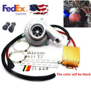 Electric Turbo Charger Supercharger Anti surge Compressor Universal 2 0t Car