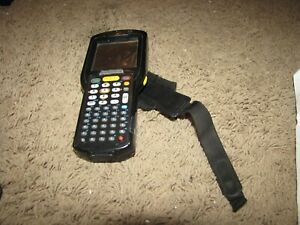 symbol Wireless Barcode Scanner Motorola Mc3100